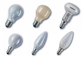 Lampadine rampazzo luce for Lampadine incandescenza